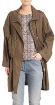 IRO Oversized Funnelneck Jacket