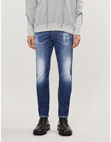 Dsquared2 Skater faded slim jeans