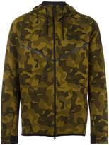 Nike technical fleece windrunner hoodie