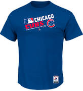 Majestic Men's Chicago Cubs MLB On Field T-Shirt