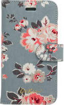 Cath Kidston Wells Rose iPhone 7 Case With Card Holder