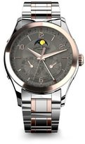 Armand Nicolet Men's 8742B-GS-M8740 M02 Analog Display Swiss Automatic Two Tone Watch