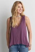 American Eagle Outfitters AE Lace Trim Tank