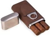 Unbranded Harrison Cigar Case & Cutter