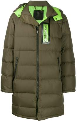 Philipp Plein Anniversary 20th long jacket