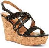 Not Rated Viti Platform Wedge Sandal
