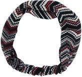 Missoni chevron headband