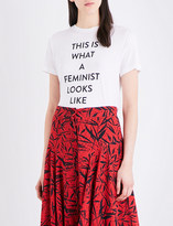Prabal Gurung This Is What A Feminist Looks Like jersey T-shirt
