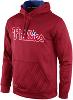 Nike Men's Philadelphia Phillies Speed KO Hoodie