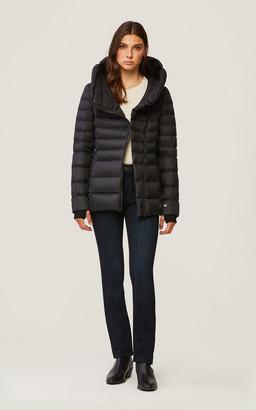 Soia & Kyo JACINDA lightweight down coat with hood
