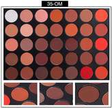 BESSKY 35 Colors Shimmer Matte Eye Shadow Eyeshadow Palette Pro Cosmetic Makeup Tool (A)