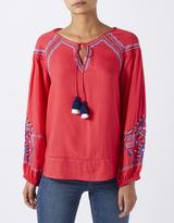 Kendra Embroidered Kaftan
