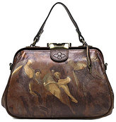 Patricia Nash Roman Goddess Collection Gracchi Frame Satchel