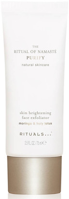 Namaste Rituals The Ritual of Skin Brightening Face Exfoliator