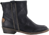 Coolway Black Carlin Leather Boot