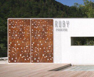 Tilt Design Collective Ruby Wall Panel/screen