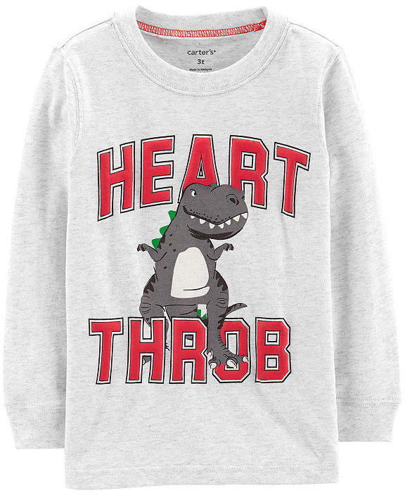 be808720 Carter's Boys' Tops - ShopStyle