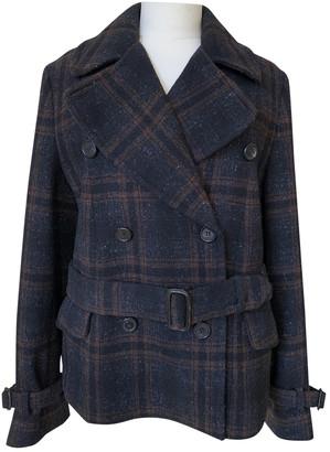 Margaret Howell Black Wool Coats
