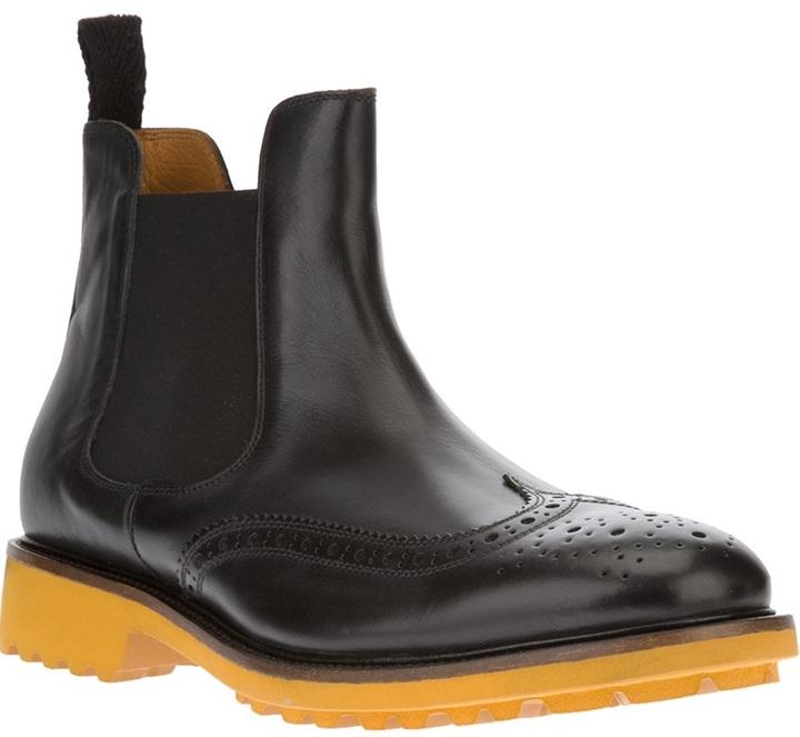 Doucal's 'Betis' boot