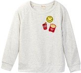 Ten Sixty Sherman Happy Food Patches Top (Big Girls)