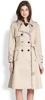 Kate Spade Fontaine Trenchcoat