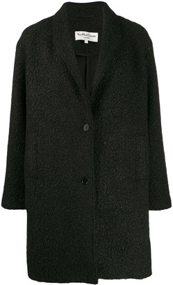 YMC Faux Shearling Coat