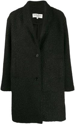 YMC faux shearling coat