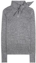 Isabel Marant Adil Metallic Sweater