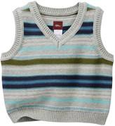 Tea Collection Massimiliano Stripe Sweater Vest (Baby Boys)