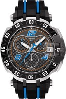 Tissot Men's T-Race Tito Rabat 2016 Rubber Strap Watch, 47mm