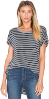 Splendid Sequoia Yarn Dye Stripe Tee