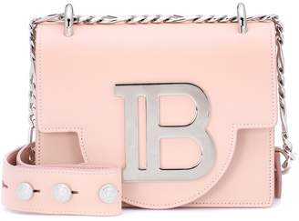 Balmain BBag 18 leather crossbody bag