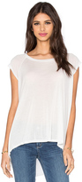 LnA High Low Muscle Top