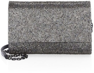 Judith Leiber Couture Fizzoni Crystal Clutch
