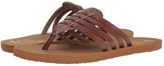 Cobian Aloha (Chocolate) Women's Sandals