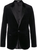 Lanvin velvet blazer - men - Cotton/Cupro - 50