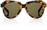 Karen Walker Women's One Astronaut Sunglasses-Brown
