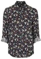Polka ditsy casual shirt