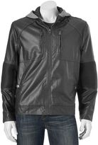 Urban Republic Men's Faux-Leather Jacket