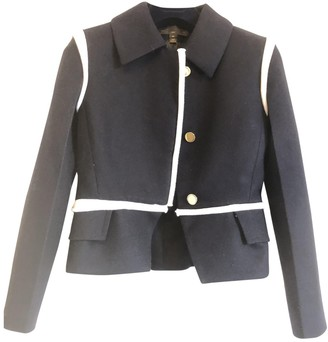 Louis Vuitton Navy Wool Jackets
