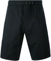 Nike running track shorts - men - Cotton/Spandex/Elastane - M