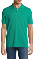 Brooks Brothers Solid Slim Fit Supima Cotton Performance Polo