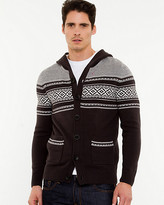 Le Château Cotton Hooded Cardigan