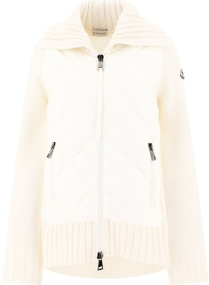 Moncler Padded Knit Jacket