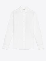 JEFFREY RUDES Point Collar Dress Shirt
