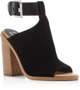 Marc Fisher Vashi Ankle Strap Block Heel Sandals