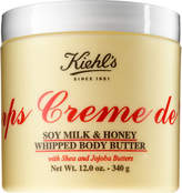 Kiehl's Kiehls Crème De Corps Soy Milk and Honey Whipped Body Butter 340g