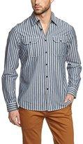 Eddie Bauer Men's 13111300 Regular Fit Classic Long Sleeve Casual Shirt