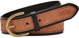 Fossil Colorblock Leather Belt