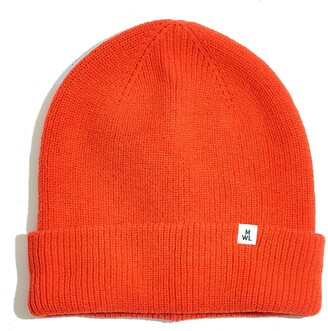 Madewell Recycled Cotton Beanie